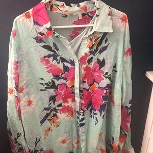 Beautiful floral top